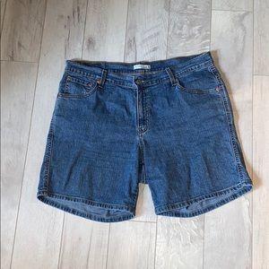 Levi 550 Relaxed Denim Shorts